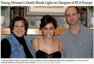 Dangers of PCA