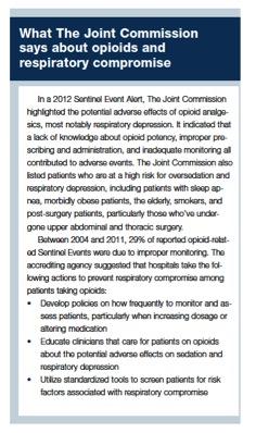 JC Respiratory Compromise
