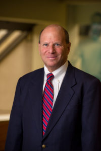 Stroke health care expert, neurologist Mark J. Alberts, MD, FAHA