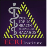 ECRI Top Ten Technology Hazards