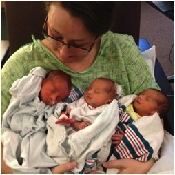 Kansas mom Casi Rott died days after she gave birth to triplets - http://www.nydailynews.com/news/national/kansas-mom-dies-days-giving-birth-triplets-article-1.2556633