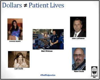 Dollars Don't Equal Patient Lives