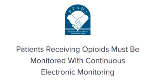 PPAHS Statement on Continuous Electronic Monitoring