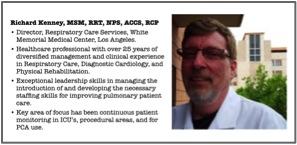 "Richard Kenney on ""Avoiding Respiratory Depression During Conscious Sedation"""