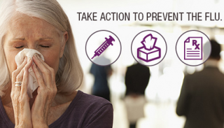 It's Not Too Late - Get a Flu Vaccination TODAY!