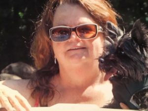 Helen Marie Bousquet (mother of Brian Evans)